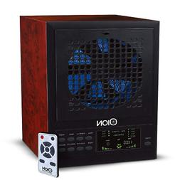 OION LB-7001-Wood 5-in-1 Air Purifier Cleaning System UVC