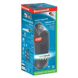 Honeywell Portable Air Purifier 3-Speed Electronic Control W