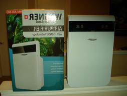 WAGNER Switzerland Premium Air Purifier H883 for Room up to