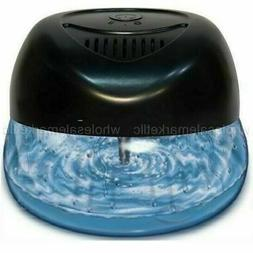 Fresh Aire Purifier Lavender Fragrance. Black Color with LED