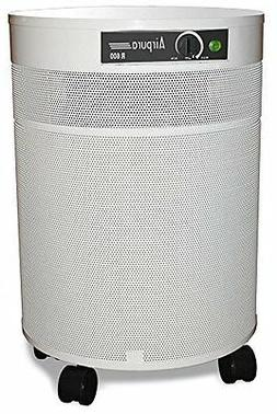 Airpura R600 All-Purpose Air Purifier 120v White Coconut She