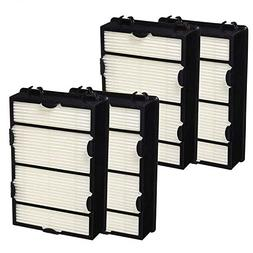 ECOMAID Replacement Holmes HAPF600D  Air Filters, 4packs for