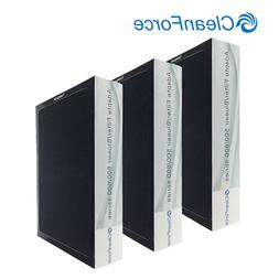 CleanForce Smokestop Filter compitable with Blueair 500/600