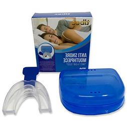 Tibec Stop Snoring Solution - Snore Stopper Mouthpiece - Bes