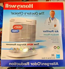 Honeywell True HEPA Advantages The Doctor's choice Air Purif