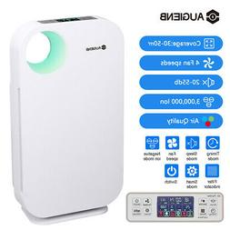 AUGIENB True HEPA Air Purifier 5-Stage Ionizer Cleaner Dust