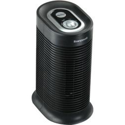 True HEPA Compact Tower Allergen Remover Air Purifier Smoke