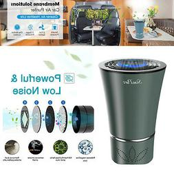 True Hepa Filter Quiet RV Air Purifier For Car Home Remove S