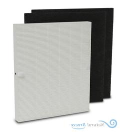 True HEPA Replacement Filter for Coway AP1512HH Air Purifier