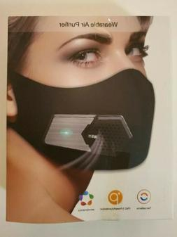 Wearable Air Purifier Electric Mask