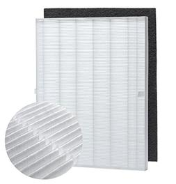 Nispira True HEPA Filter Replacement and Carbon Pre Filter C